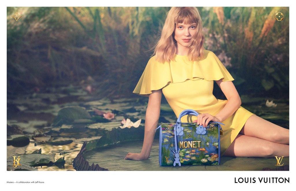 Louis Vuitton x Jeff Koons po raz drugi!