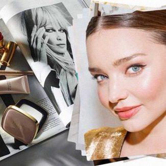 Znane modelki, które mają własne marki kosmetyków