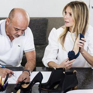 Christian Louboutin i Gwyneth Paltrow projektują buciki dla... dzieci!