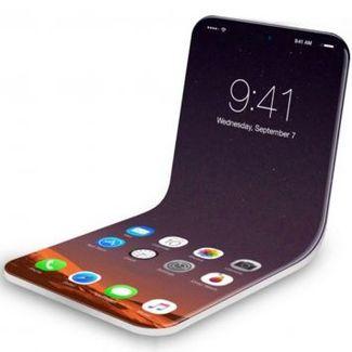 iPhone będzie się składał na pół? Apple opatentował ten pomysł