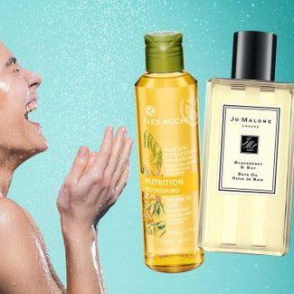 7 wyjątkowych olejków pod prysznic dla efektu super gładkiej skóry