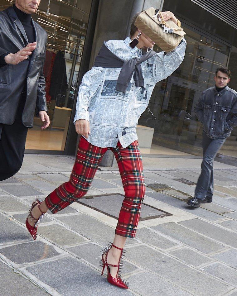 Balenciaga znowu zaskakuje w najnowszej kampanii wiosna-lato 2018
