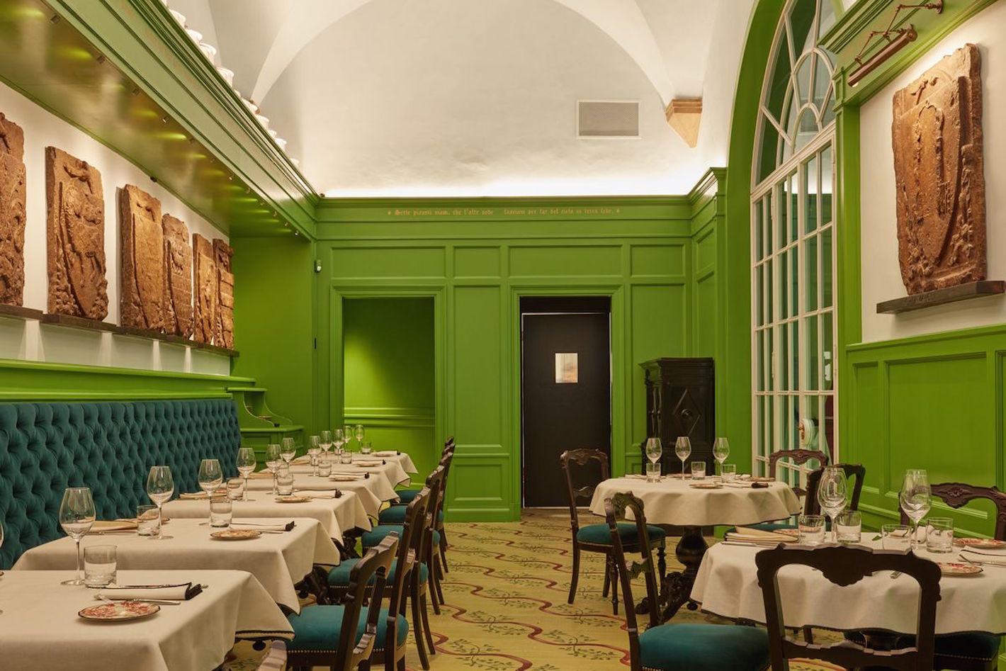 Restauracja Gucci we Florencji otwiera swoje drzwi!