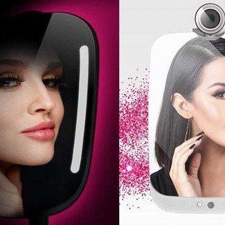 To smart lustro zmieni wasz sposób patrzenia na własną skórę!
