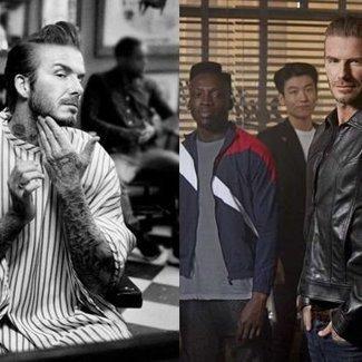 David Beckham startuje z własną linią kosmetyków do pielęgnacji!