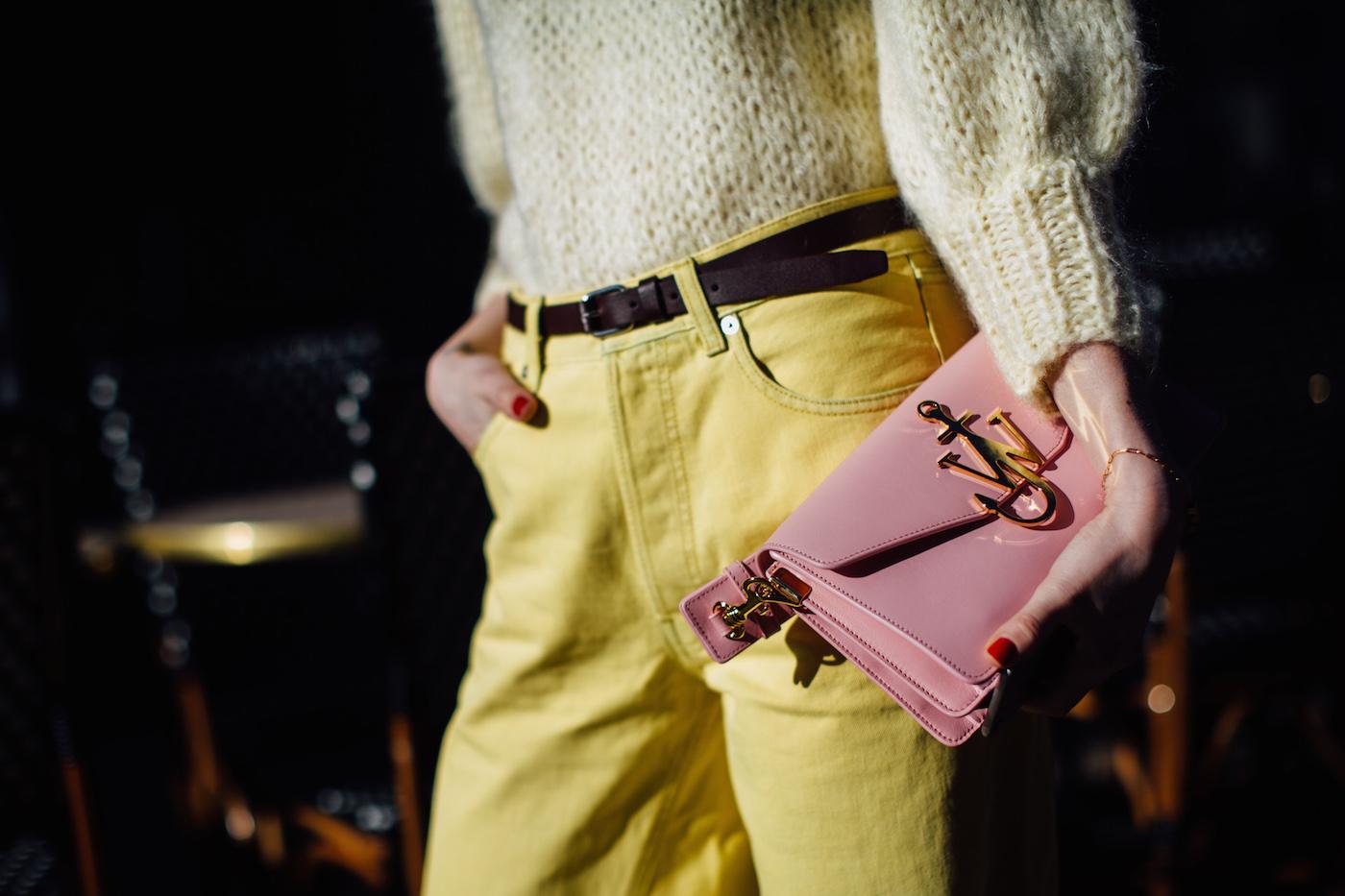 Najlepszy street style z tygodnia mody w Londynie