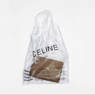 Céline wprowadza do sprzedaży plastikową torebkę za... 1800 zł