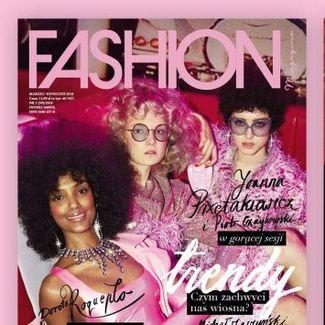 Wiosenny numer Fashion Magazine od dziś w sprzedaży!