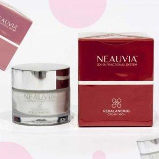 Redakcja poleca: odżywczy krem nawilżający Rebalancing Cream Rich marki Neauvia