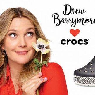 Drew Barrymore została projektantką