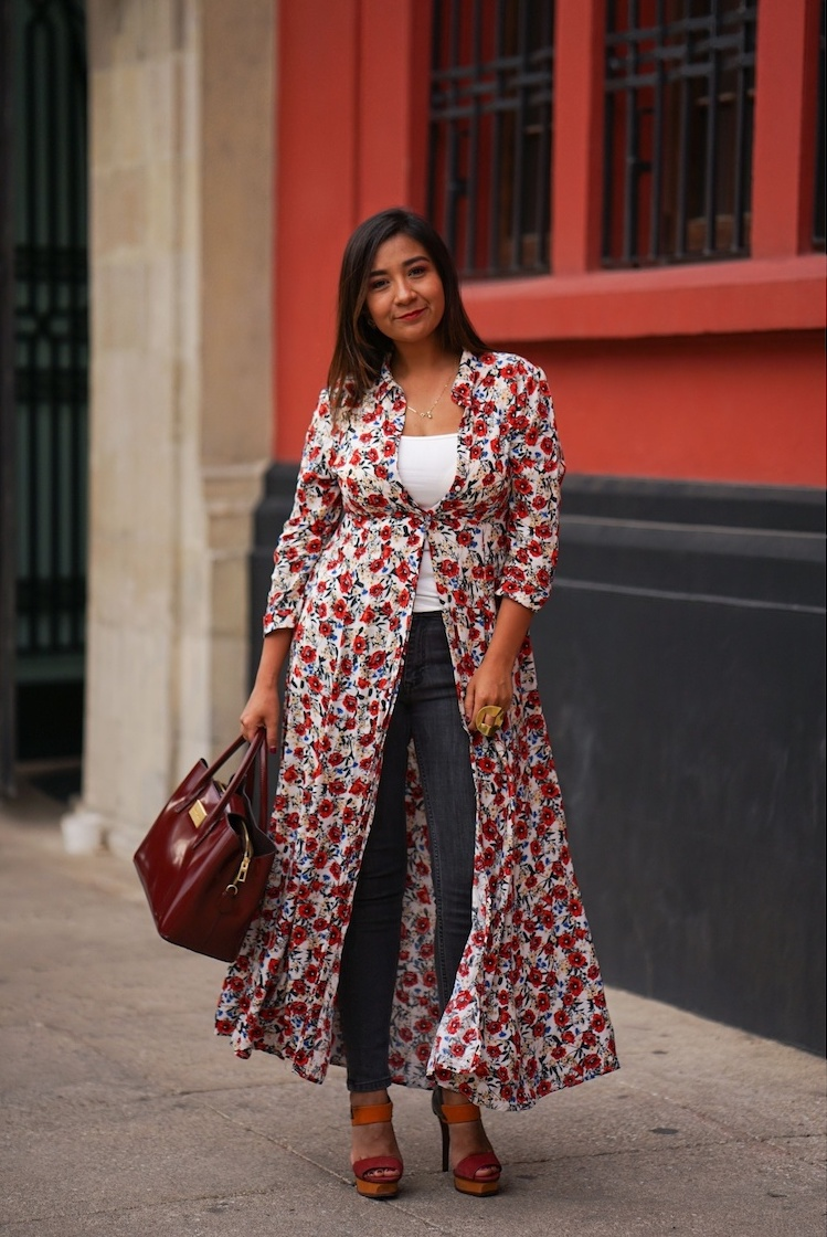 Street style: prosto z Mercedes Benz Fashion Week w Mexico City