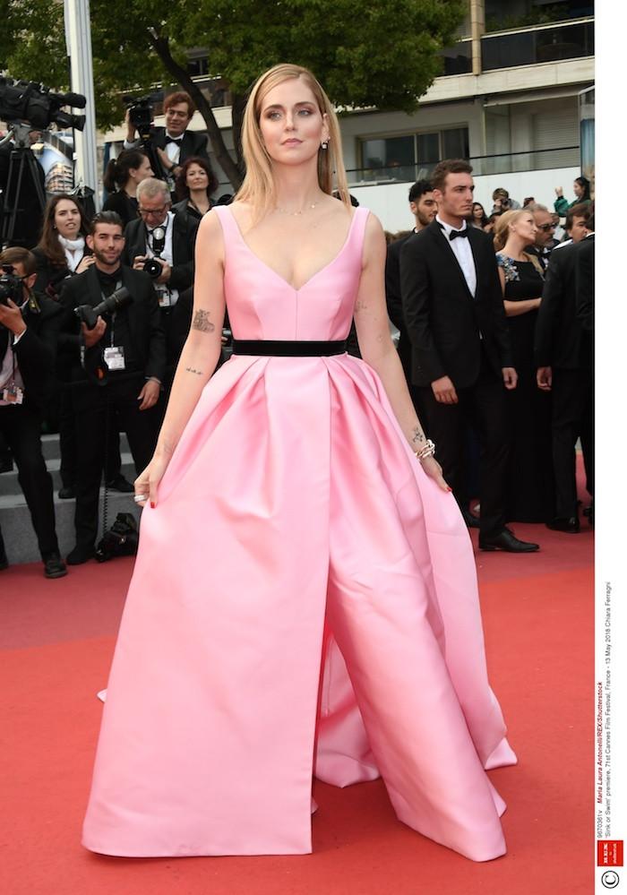 Gwiazdy na czerwonym dywanie podczas 6. dnia Festiwalu Filmowego w Cannes