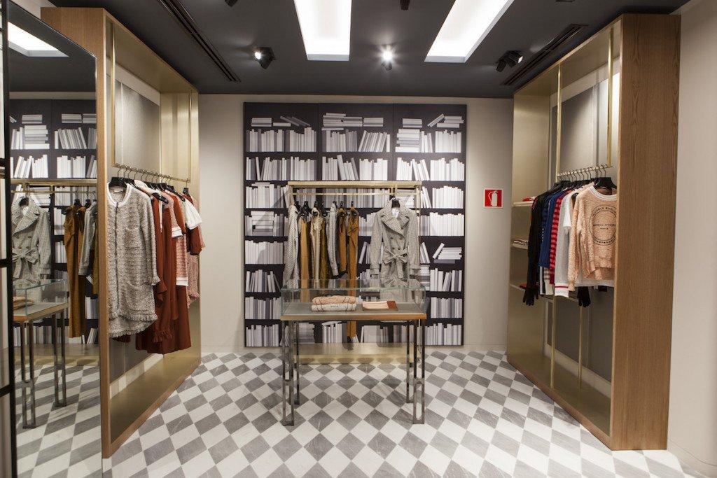 Pierwszy butik Sonii Rykiel w Madrycie zobaczcie jak wygląda!