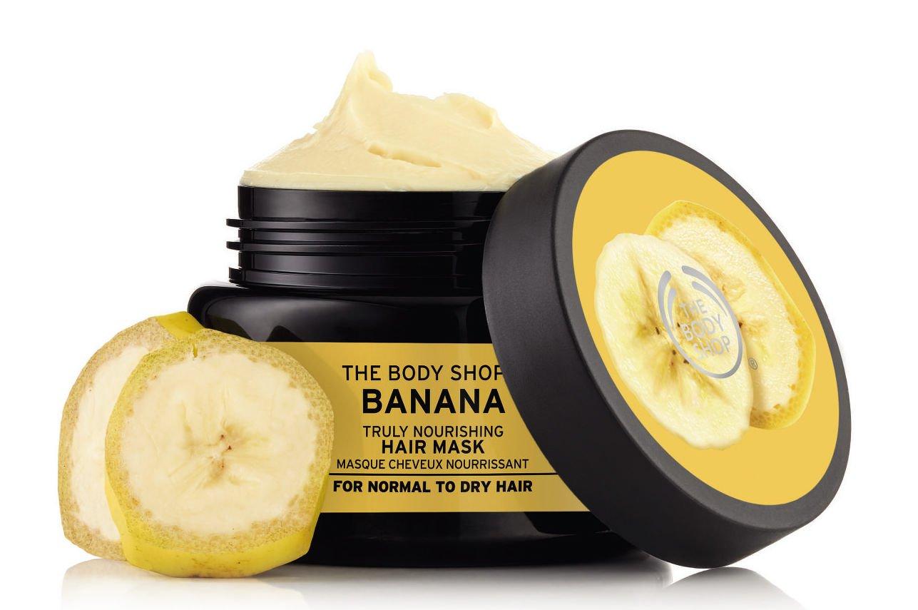 Bananowe szaleństwo, czyli słodkie i pachnące nowości od The Body Shop