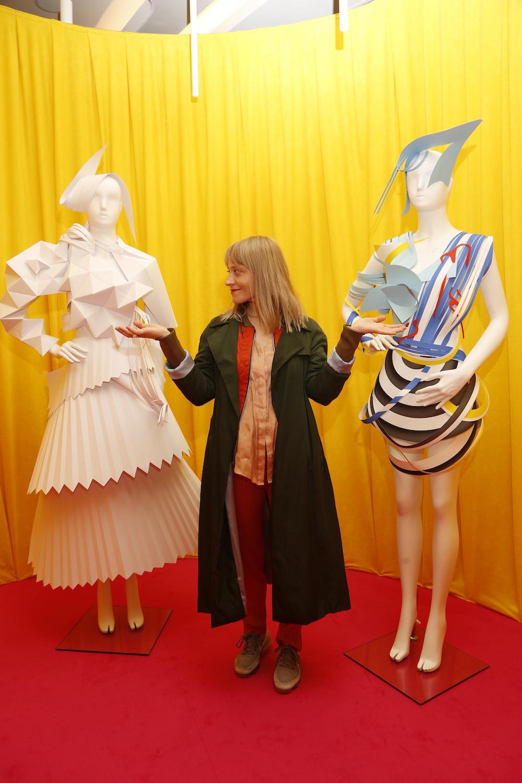 Moda w świecie sztuki – cykl Art Spots w Domu Mody Klif