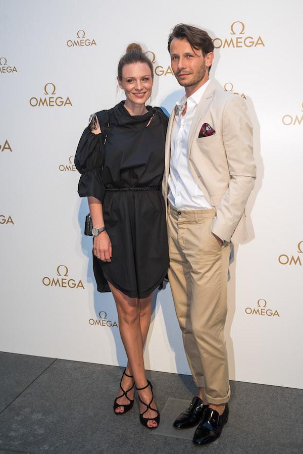 Warszawska premiera linii zegarków dla nowego pokolenia kobiet Omega Trésor