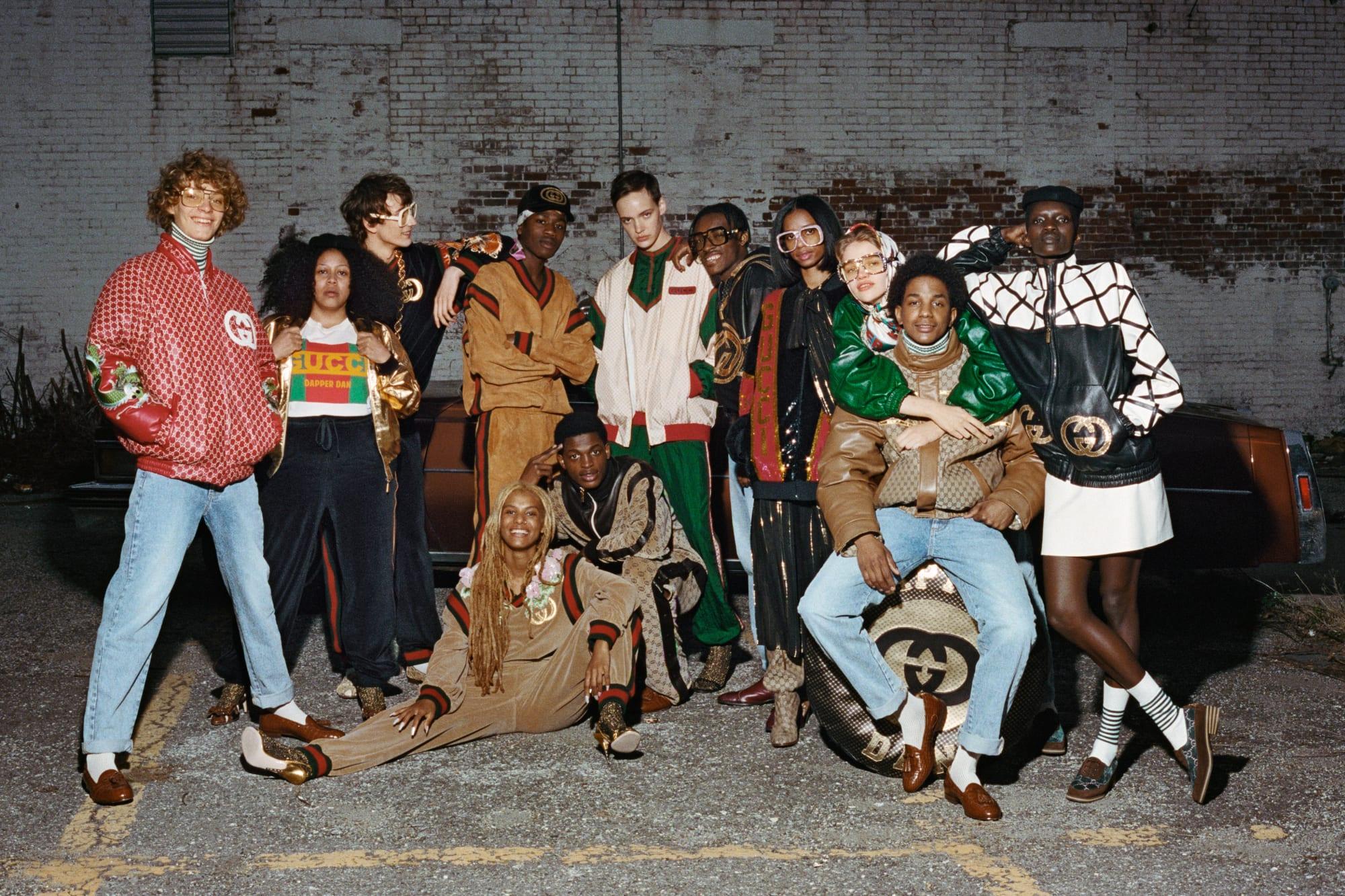 Od nienawiści do miłości – Gucci i Dapper Dan łączą siły w nowej kolekcji!