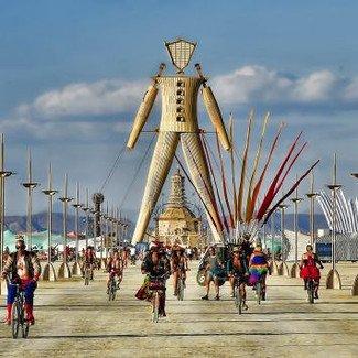 Zakończył się Burning Man 2018! Oto najlepsze zdjęcia z festiwalu