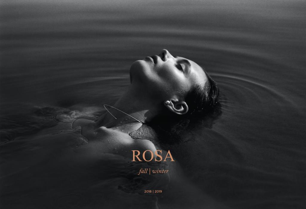 Zmysłowa kampania ROSA na jesień-zimę 2018/19