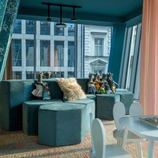 Warszawski budynek na liście najlepiej zaprojektowanych coworków na świecie