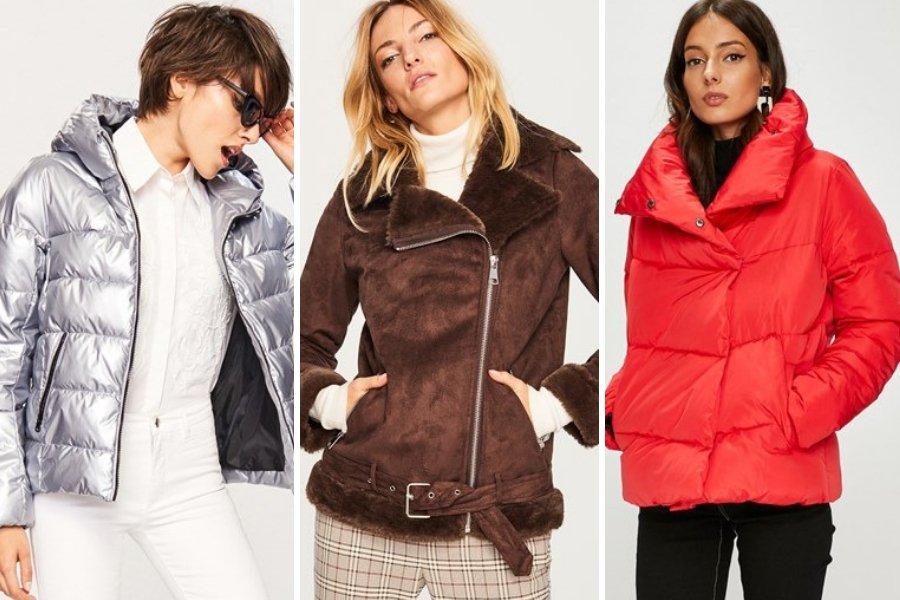 94f5a55944ff3 Najmodniejsze kurtki na zimę! - Fashionpost