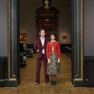 Wes Anderson i jego małżonka zorganizowali wystawę w wiedeńskim KHM