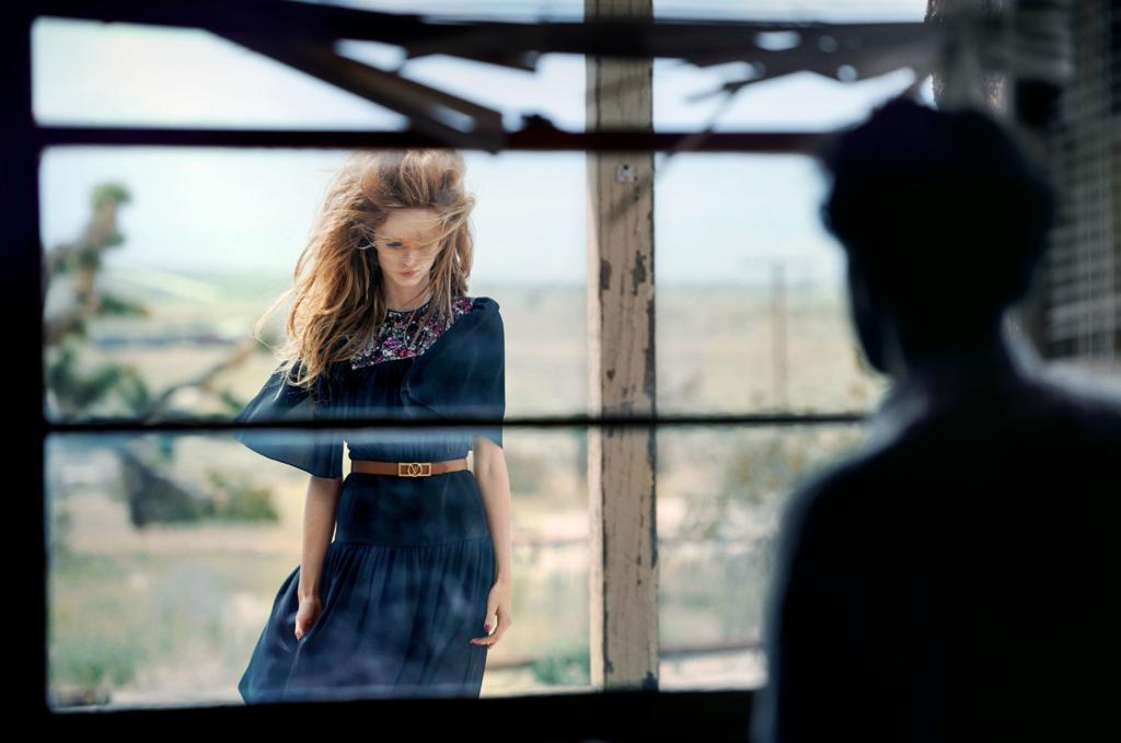 Peter Lindbergh, Vogue US, July 2019