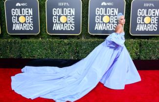 Złote Globy 2019: stylizacje gwiazd